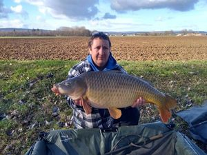 Common Carp — Frederic Rateau