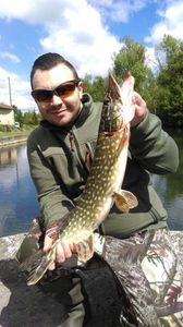 Northern Pike — Matthias Baverel