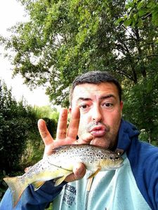 Sea Trout — Francois Brice