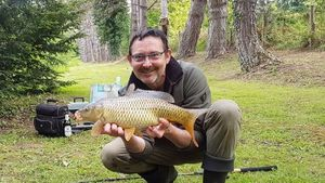 Common Carp — Laurent Vignal