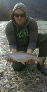Marble Trout — Gio Tani