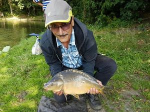 Mirror Carp — PowerCarpe Kyra