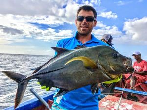 Black Trevally — Romain Mtn