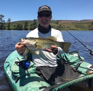 Largemouth Bass — Jason Norris