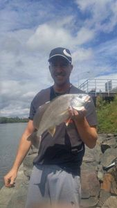 Freshwater Drum — Eric Theriault