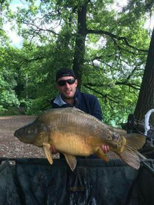 Mirror Carp — Malix Grant Returns