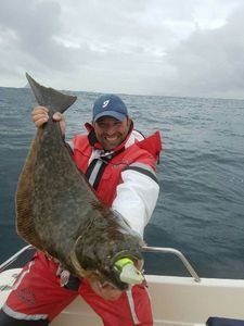 Atlantic Halibut — Frederic Murier