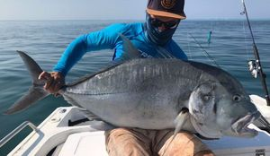 Giant Trevally (GT) — Capt'n Single Hook