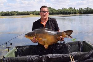 Mirror Carp — Pierre Rebeche