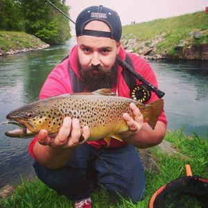 Brown Trout — Thomas Till