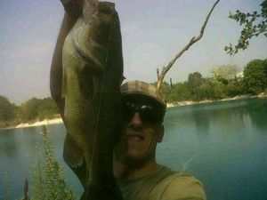 Largemouth Bass — Giacomo Polese