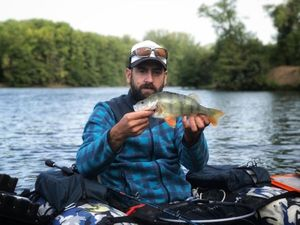 European Perch — Fishers Floaters