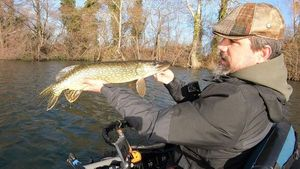 Northern Pike — Benoit Chapeaublanc