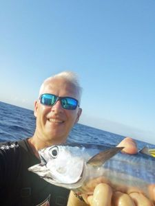 Blackfin Tuna — Tynilla Fishing