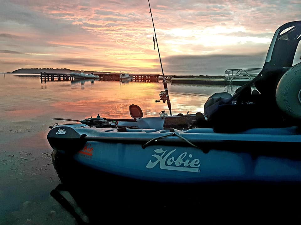 Languedoc Roussillon Kayak Fishing - Leucate - 29 septembre 2019