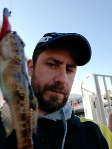 Giant Goby — Yann South Fishing