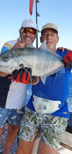 White Trevally (Silvery) — Willy Lafon