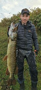 Northern Pike — Laurent Bourdoux