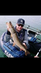Northern Pike — Moreau David