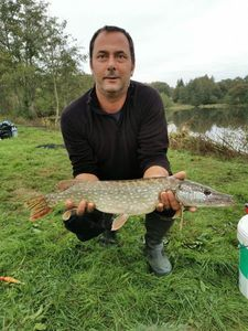 Northern Pike — Jean Philippe Texier