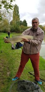 Grass Carp — christ greg