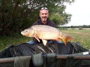 Mirror Carp — Bruno Bisson