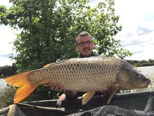 Common Carp — Sylvain Soulier