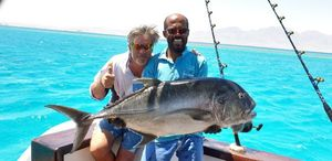 Giant Trevally (GT) — Willy Lafon